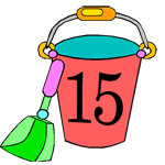 15 Buckets