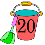 20 Buckets